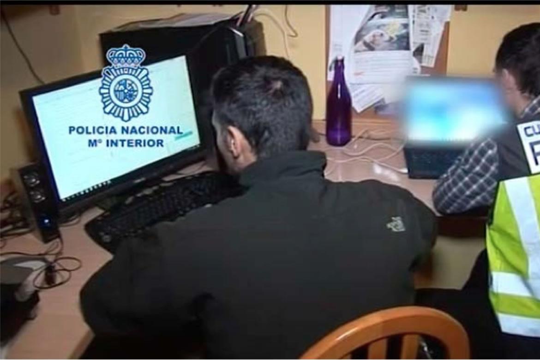 Desmantelada una red transnacional dedicada al blanqueo por la gestión de páginas web de prostitución