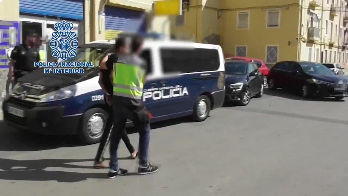 Detenido un presunto colaborador de DAESH reclamado por Alemania que se ocultaba en Elda (Alicante)