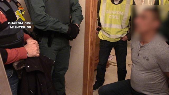 La Guardia Civil ha detenido al homicida que atropelló a su pareja