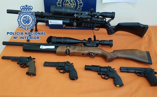 La Policía Nacional desmantela un centro de distribución de drogas ubicado en un narcopiso del Maresme