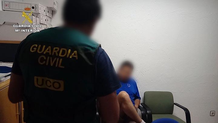 Detenido en Madrid un ciudadano peruano acusado de violar a su hija reiteradamente durante al menos 4 años