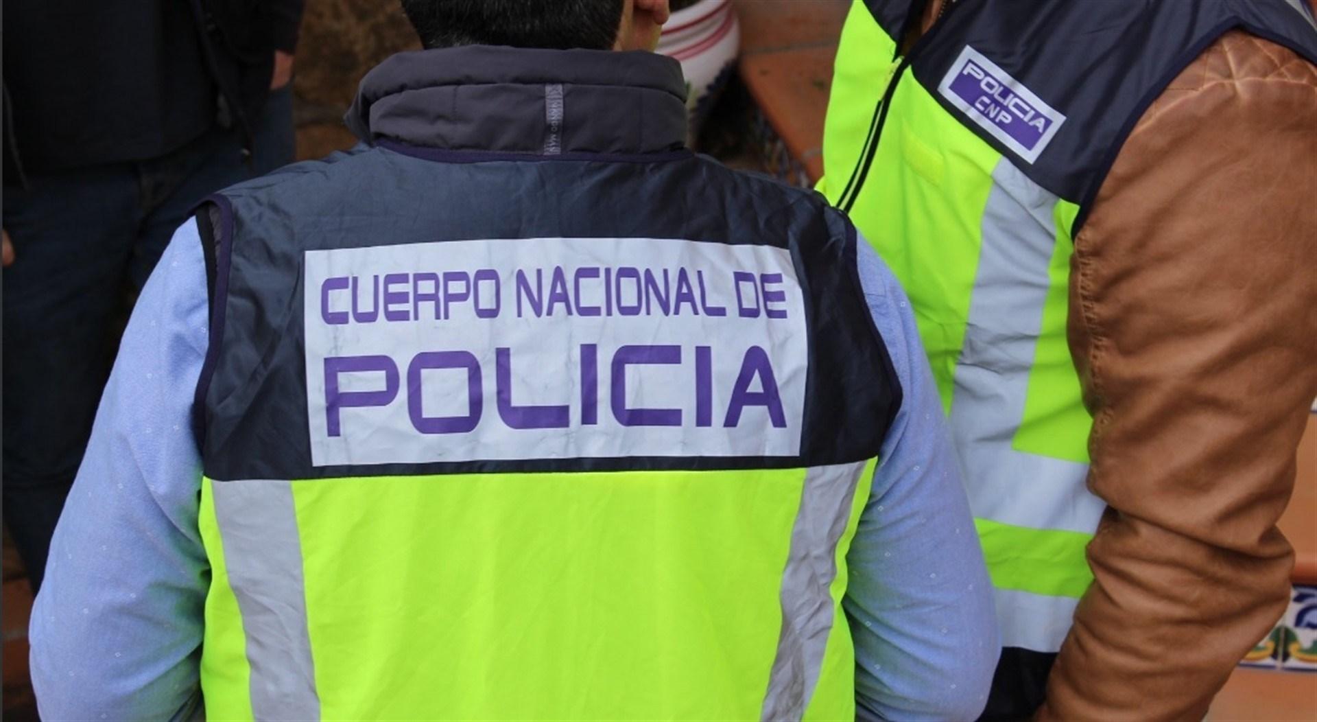 Detenidos cuatro atracadores cuando abandonaban una sucursal bancaria de Parla en la que habían sustraído 6.700 euros