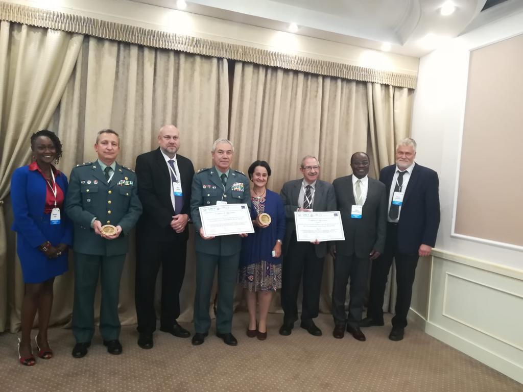 La labor del Servicio de Protección de la Naturaleza de la Guardia Civil galardonado por Naciones Unidas