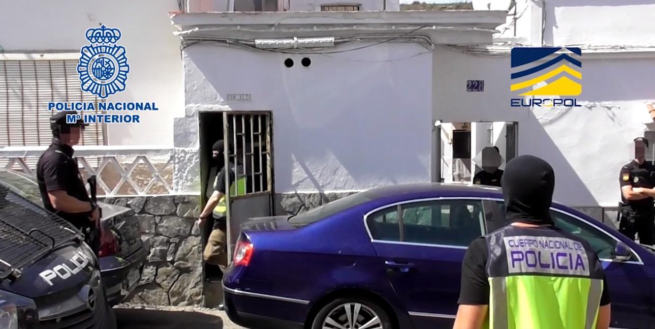 Detenido en Algeciras un miembro del DAESH que almacenaba manuales para cometer atentados