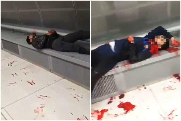 Un muerto y tres heridos en una pelea con armas blancas en Badalona
