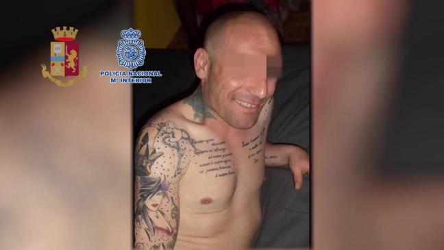 La Policía Nacional detiene en Alicante a un fugitivo reclamado por agredir sexualmente a una menor de 14 años