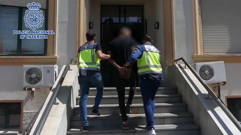 Detenido en Madrid un integrante de una conocida banda latina por la comisión de robos violentos