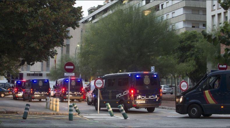 JUPOL denuncia que la Junta Electoral niega el derecho a voto de los policías desplazados a Cataluña para el 10N