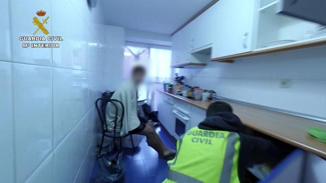 Asaltaban a mujeres jóvenes empleando una violencia extrema para robarles en Las Rozas