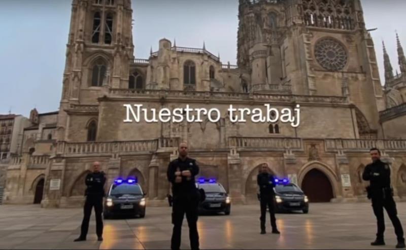 Héroes, la canción de David Bustamante que da voz a un vídeo de la Policía Nacional