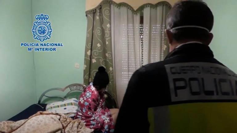 Cae una red internacional que explotaba sexualmente a mujeres captadas en Colombia