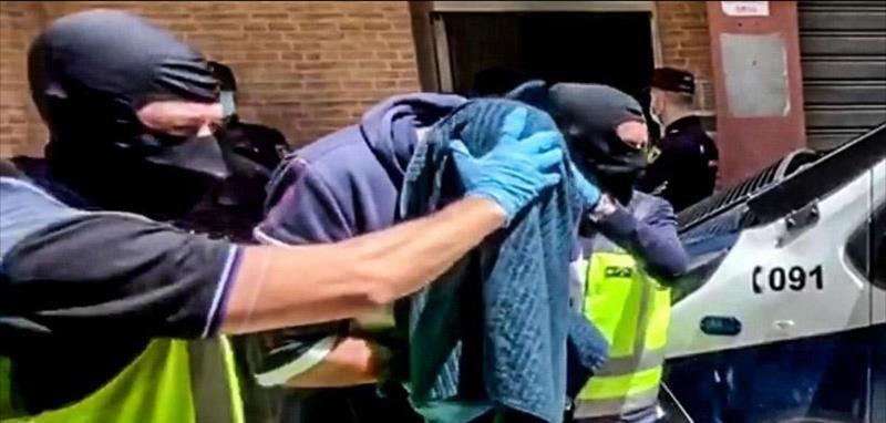 La Policía Nacional detiene en Almería a uno de los Foreign Terrorist Fighters de DAESH más buscados de Europa