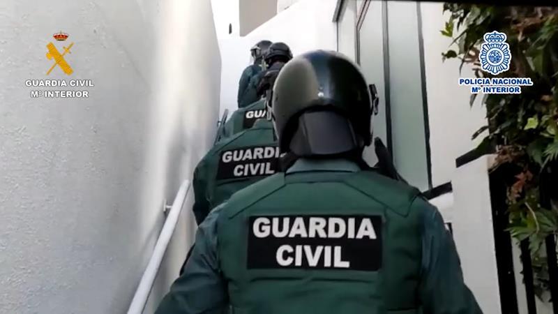 Liberadas en Mijas 12 mujeres víctimas de explotación sexual