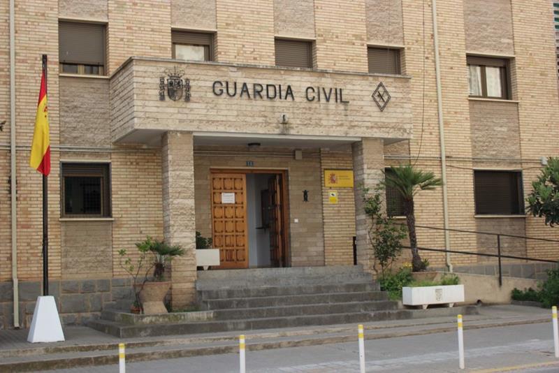 AUGC solicita tests de detección del COVID-19 a la Generalitat Valenciana para todos sus guardias civiles