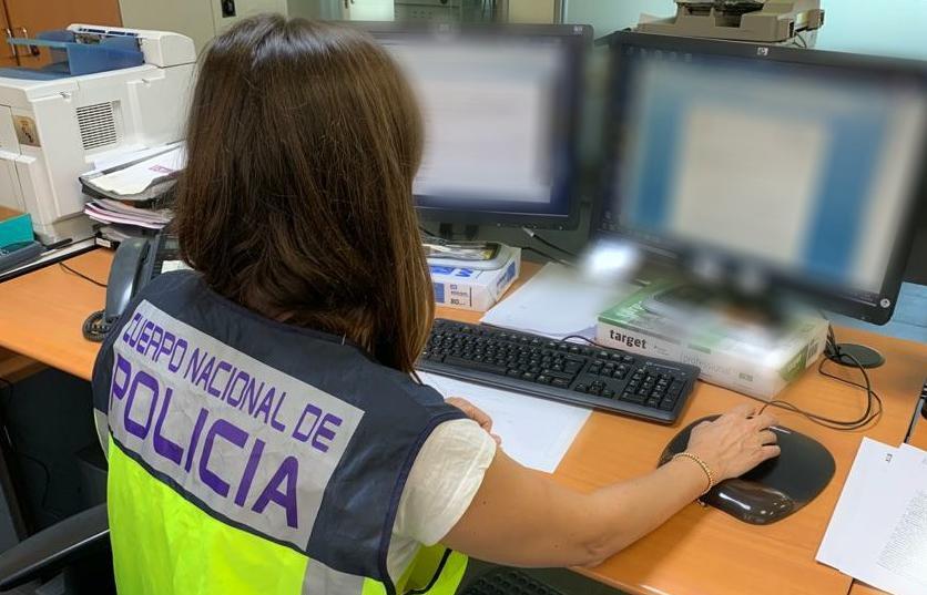 Detenidos 11 ciberdelincuentes que habrían estafado más de 2.400.000 € a empresas y particulares