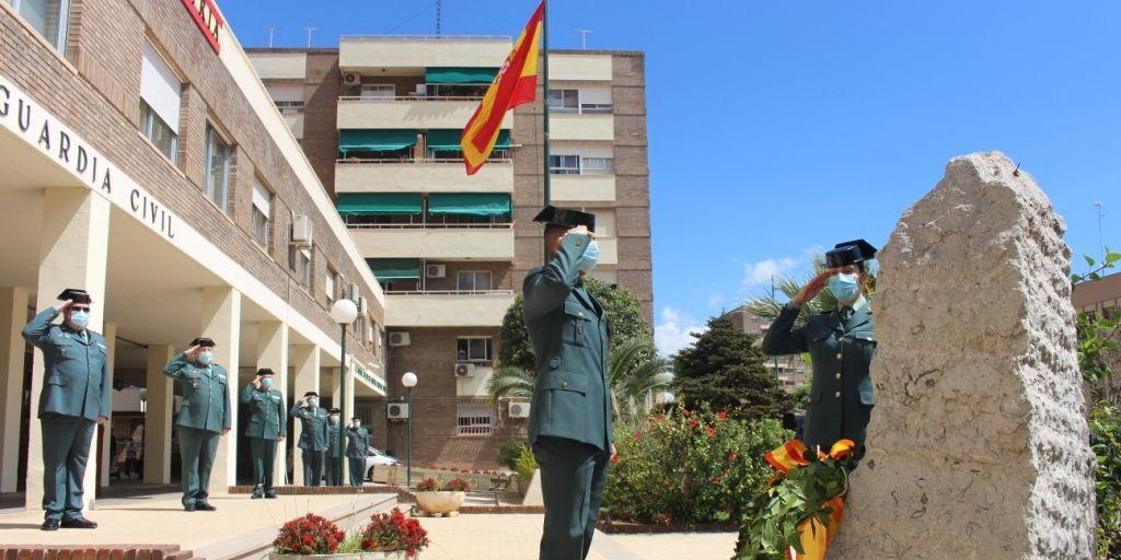 La Guardia Civil conmemora hoy el 176 aniversario de su fundación