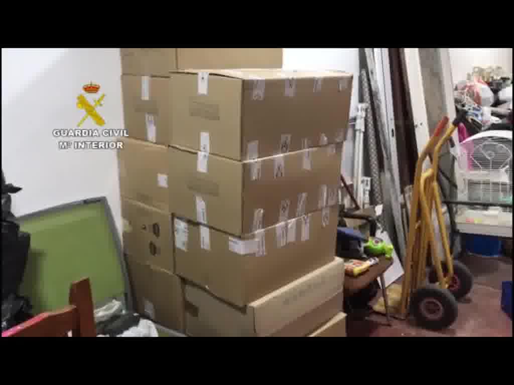 El método «loneros» empleado para robar en interior de camiones