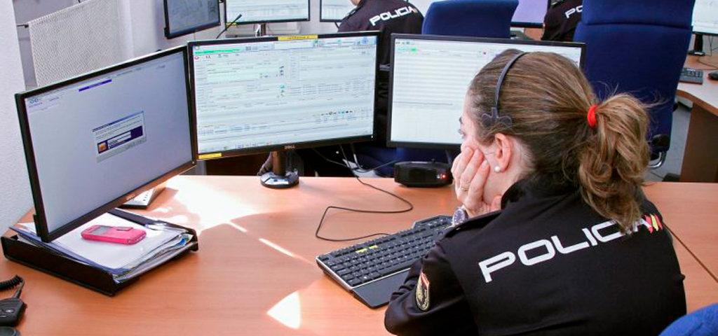 La aplicación AlertCops incluye una nueva alerta para comunicar de forma inmediata casos de ocupación