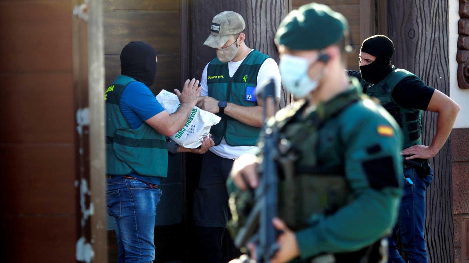 Detenidas 53 personas en la mayor operación contra el blanqueo procedente del narcotráfico en el Campo de Gibraltar