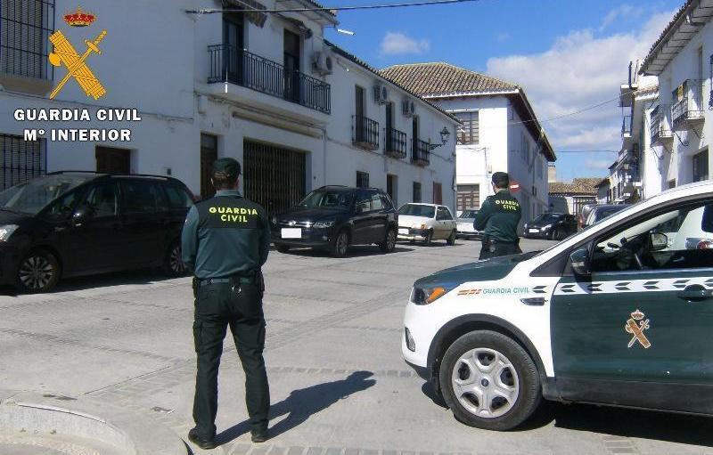 Condenados seis vecinos de Bujalance al agredir a varios guardias civiles