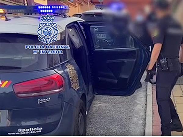 Encuentran en Málaga a un fugitivo buscado en Bélgica que agredió sexualmente a dos niñas de 11 y 12 años