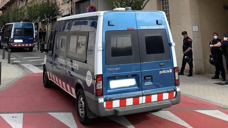 Ingresa en prisión un hombre por agredir sexualmente a dos menores en l'Hospitalet de Llobregat