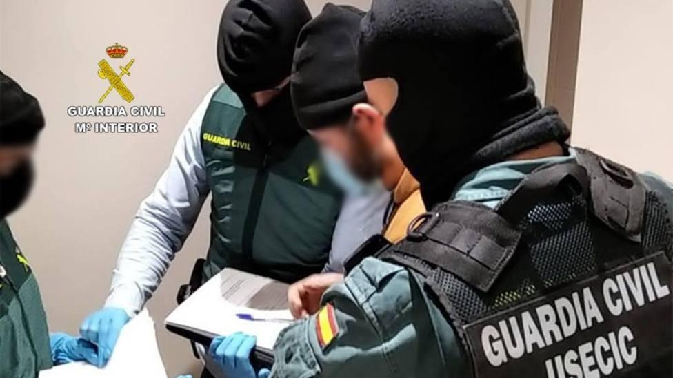 La Guardia Civil detiene en Madrid a un presunto miembro de Daesh
