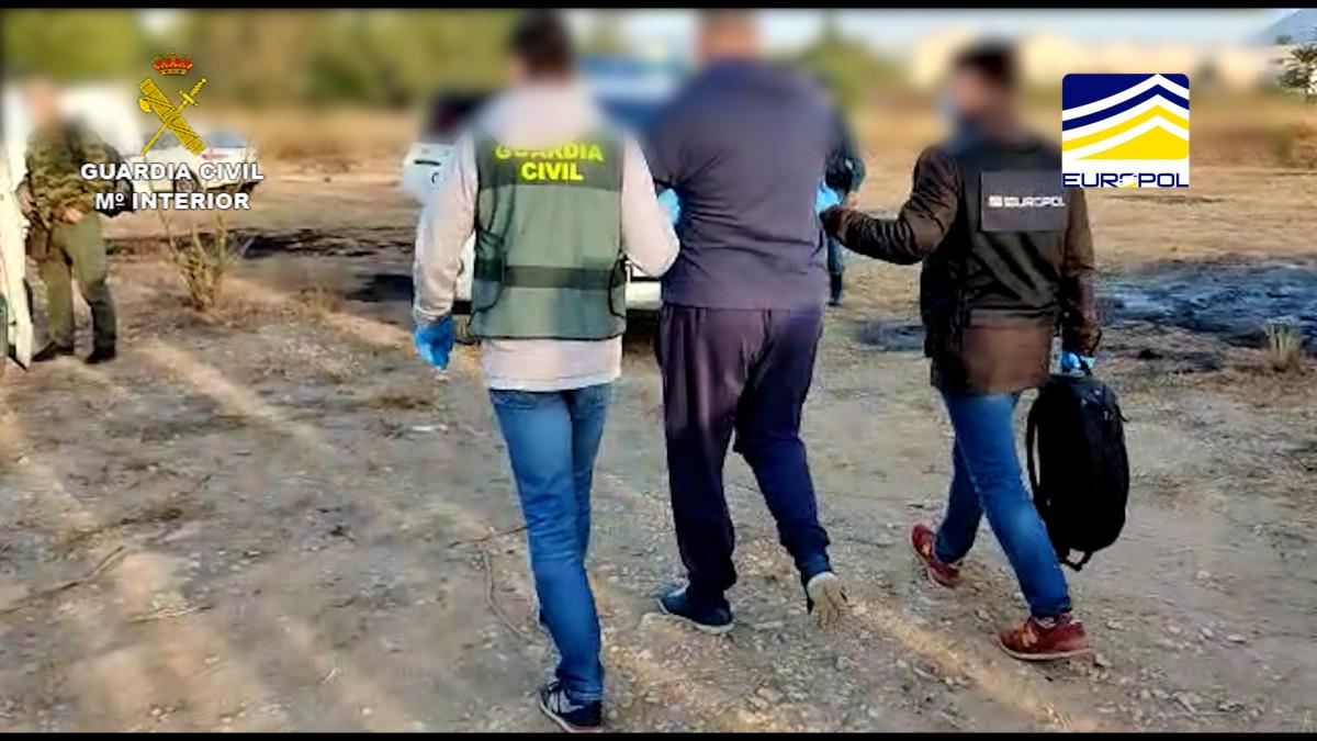 La Guardia Civil detiene a un captador del DAESH en Altea por radicalización yihadista