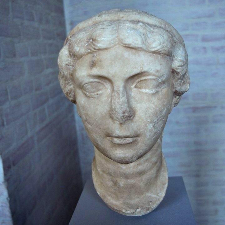 España recupera en Alemania un busto romano robado en 2010 en la localidad gaditana de Bornos