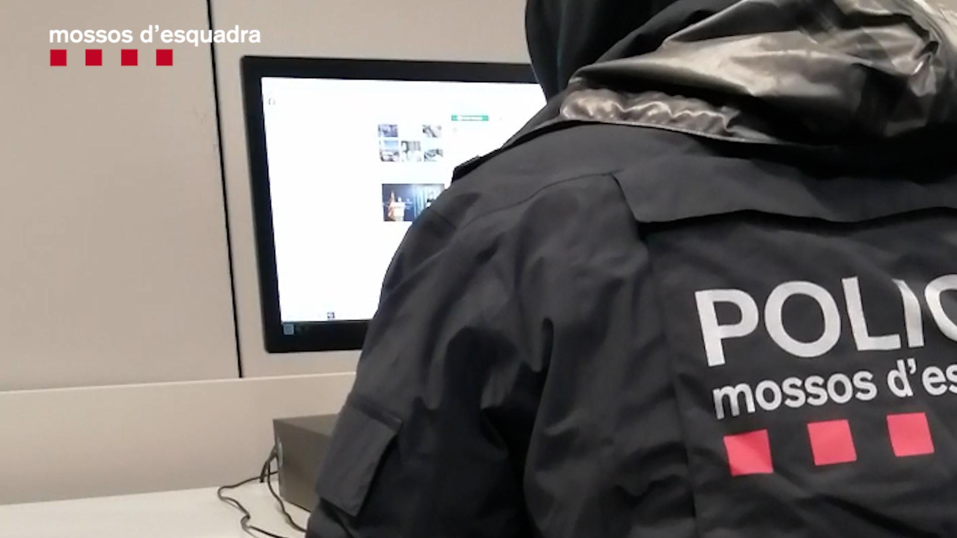 Ingresa en prisión una mujer que robaba a hombres que conocía a través de las redes sociales
