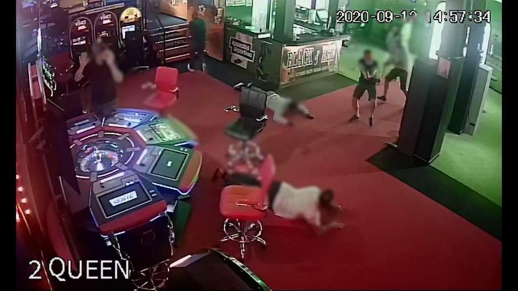 Cuatro personas armadas atracan un mini casino en Tenerife