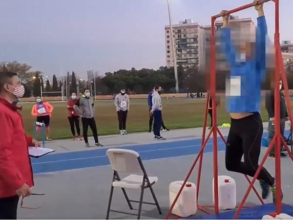Vídeo| Finaliza la primera semana de pruebas físicas de los aspirantes a Policía Local de Sevilla