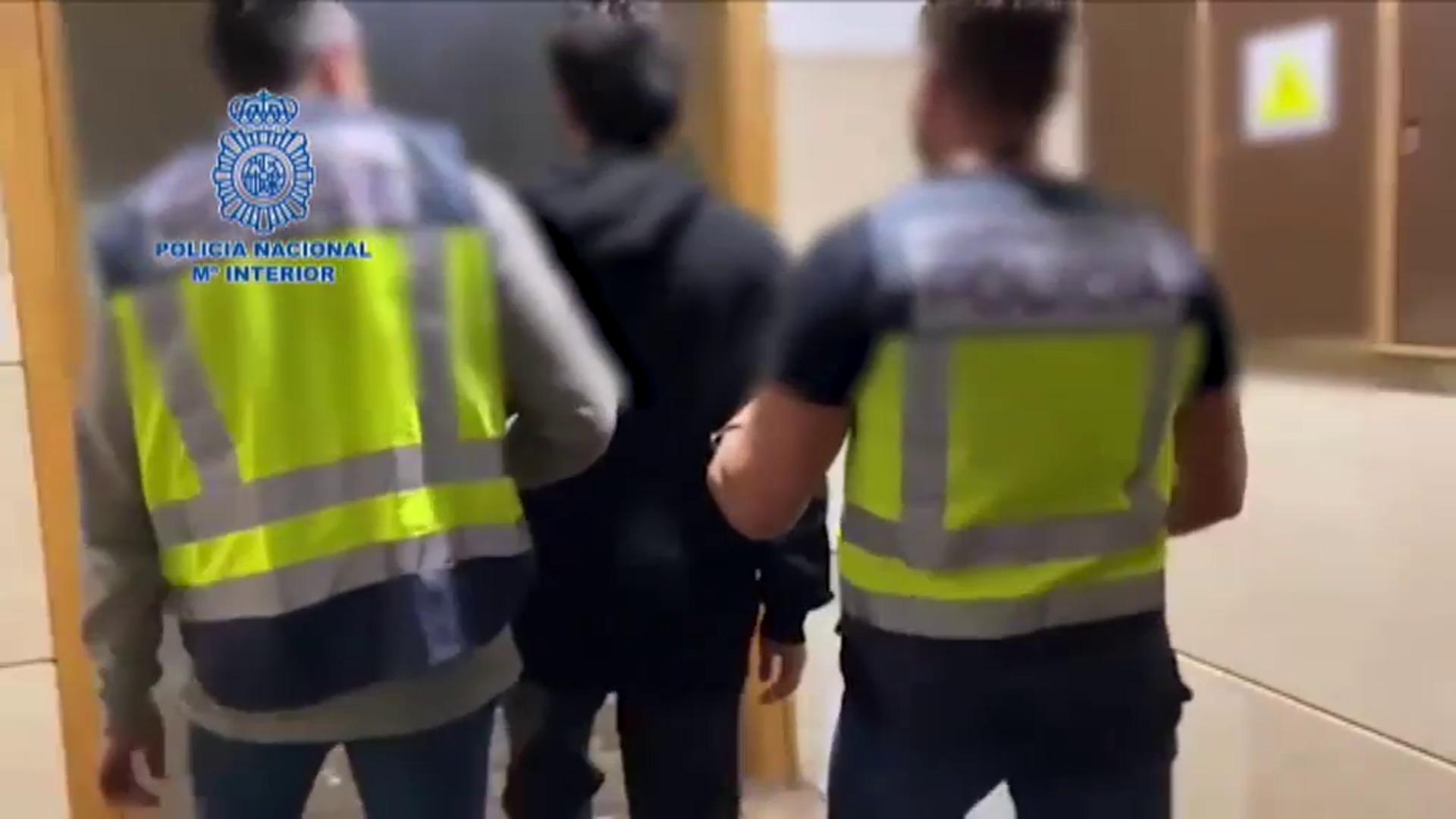 Detenido en Murcia un fugitivo que agredió sexualmente a dos menores en Argentina