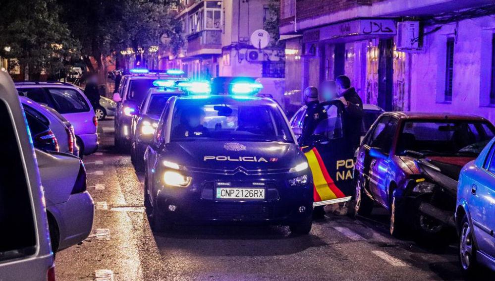 Herido de arma blanca un joven de 19 años en una pelea en Salamanca