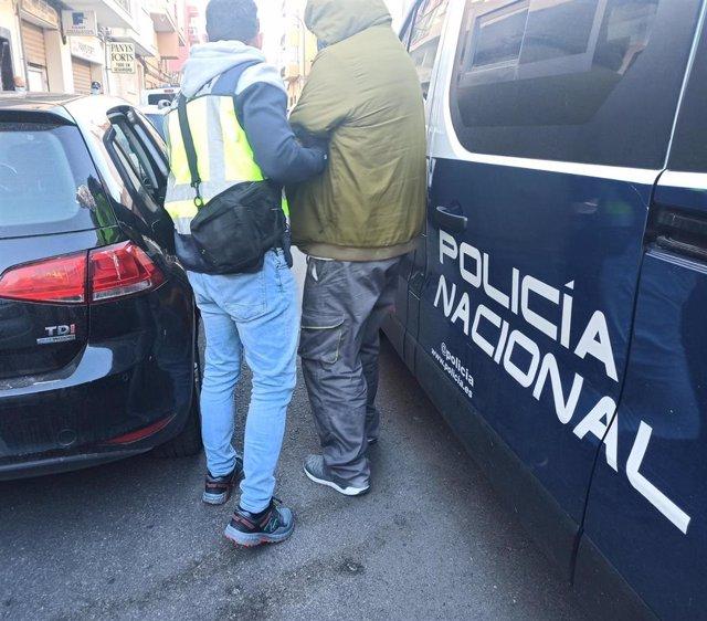 La Policía Nacional desarticula en Palma un grupo criminal dedicado al robo en viviendas de alto poder adquisitivo