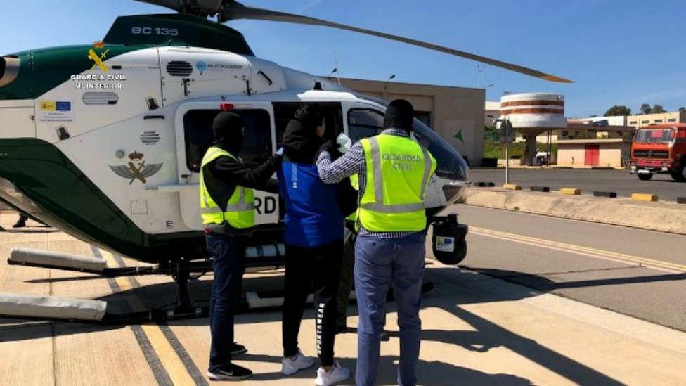 La Guardia Civil detiene en Melilla a una persona por un delito de terrorismo