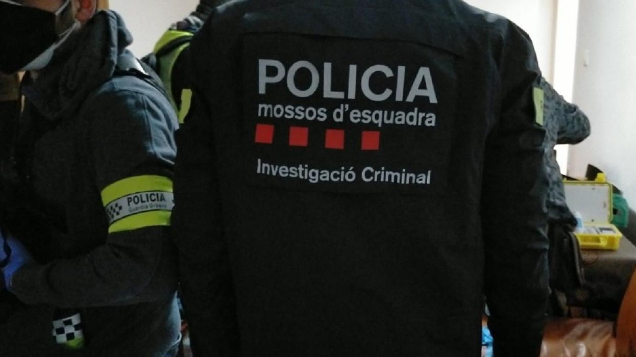 Detenido un hombre en Tarragona por un delito de homicidio