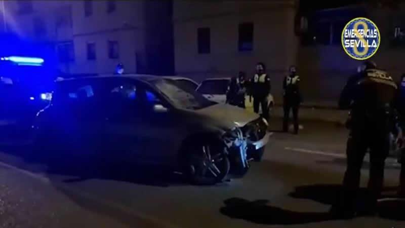 La policía localiza el vehículo implicado en el atropello mortal de Sevilla