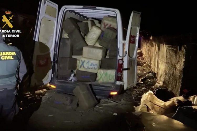 Detenidas 100 personas que distribuían grandes cantidades de hachís y marihuana por Europa