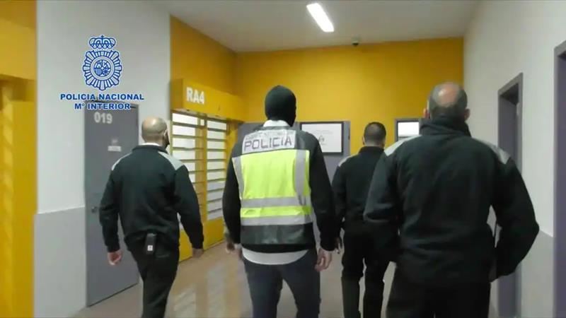 Detenido en un una cárcel de Murcia el «cazador de mentes», un presunto captador de DAESH