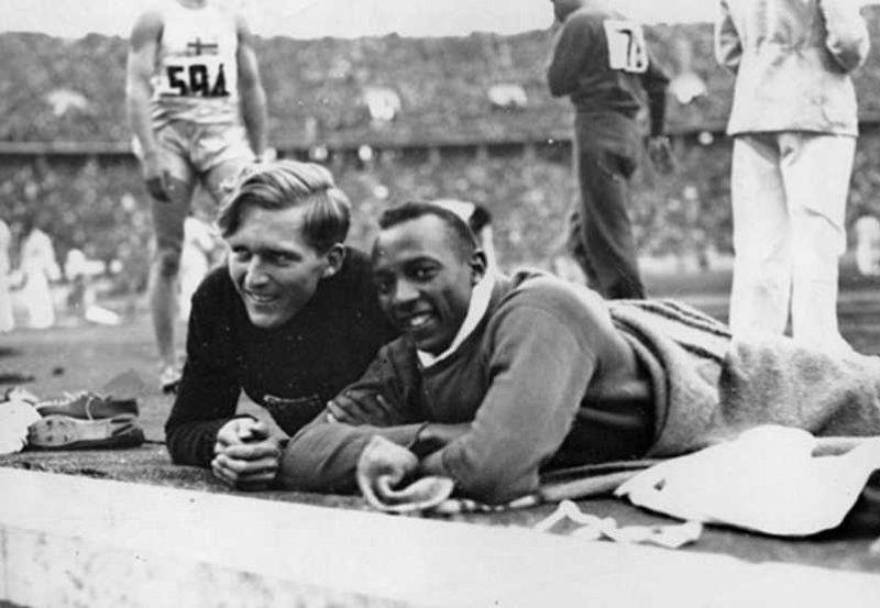 La historia de Jese Owens y Lutz Long: el deporte que eleva