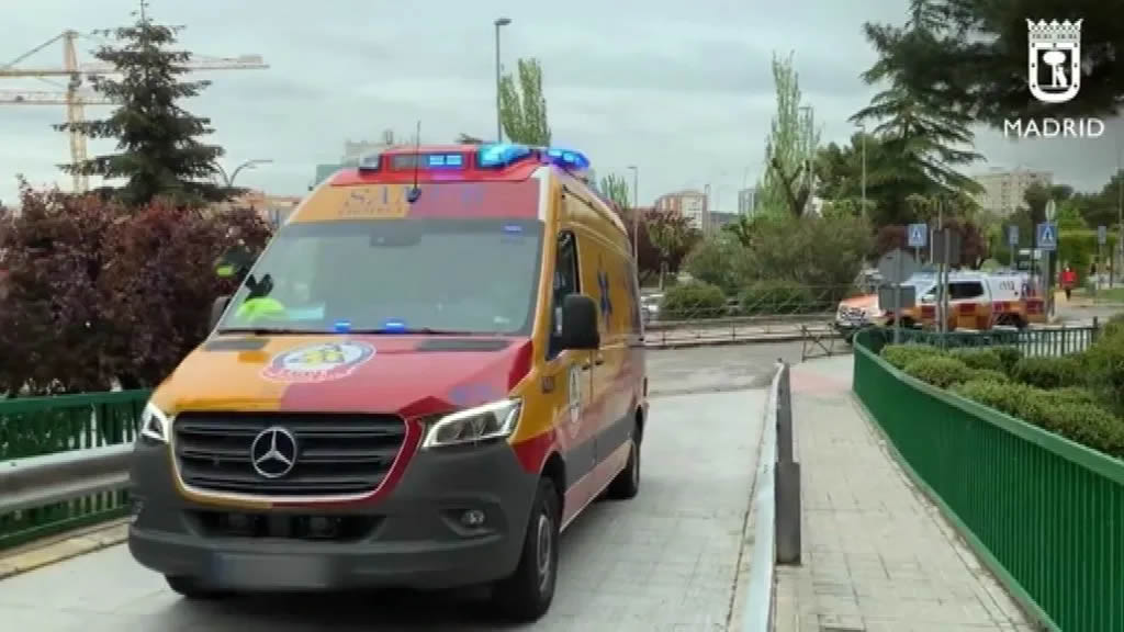 El torniquete de un policía salva la vida de un hombre con una herida de disparo en la pierna