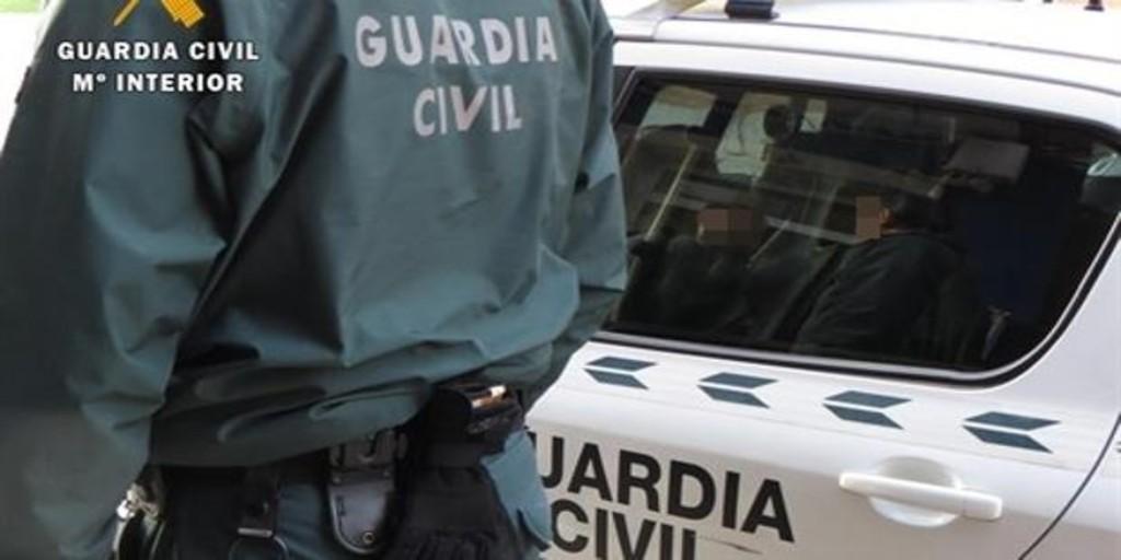 Cuatro detenidos por intentar secuestrar a un camionero para conseguir 1861 kgs de cocaína