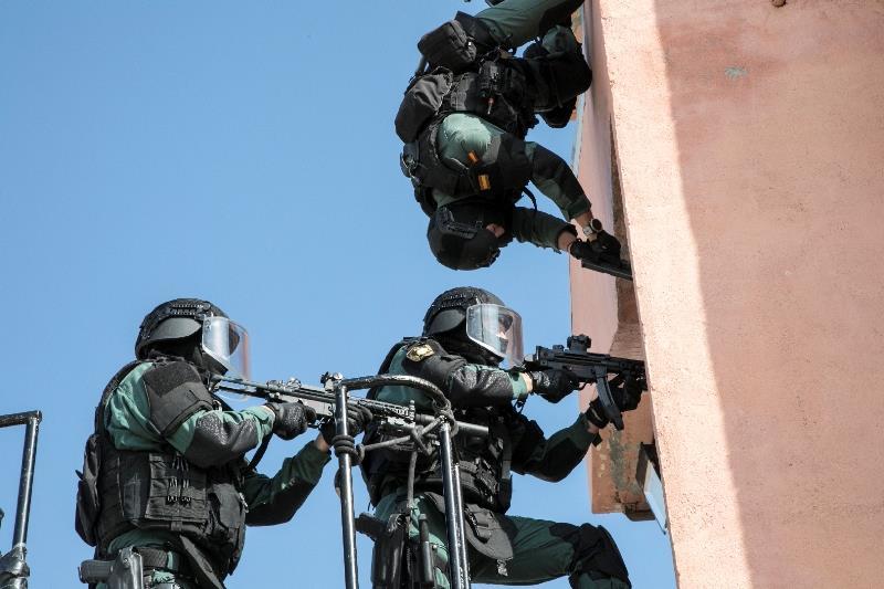 Negociación: Unidad Especial de Intervención