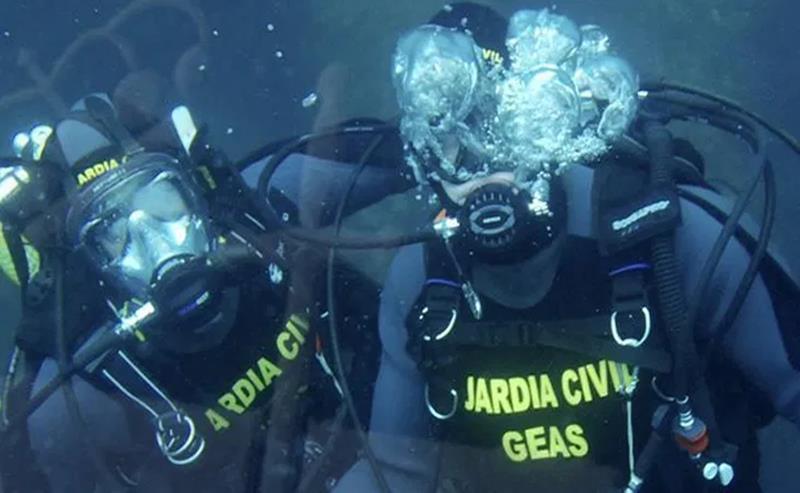 Vídeo: Unidad de Actividades Subacuáticas de la Guardia Civil