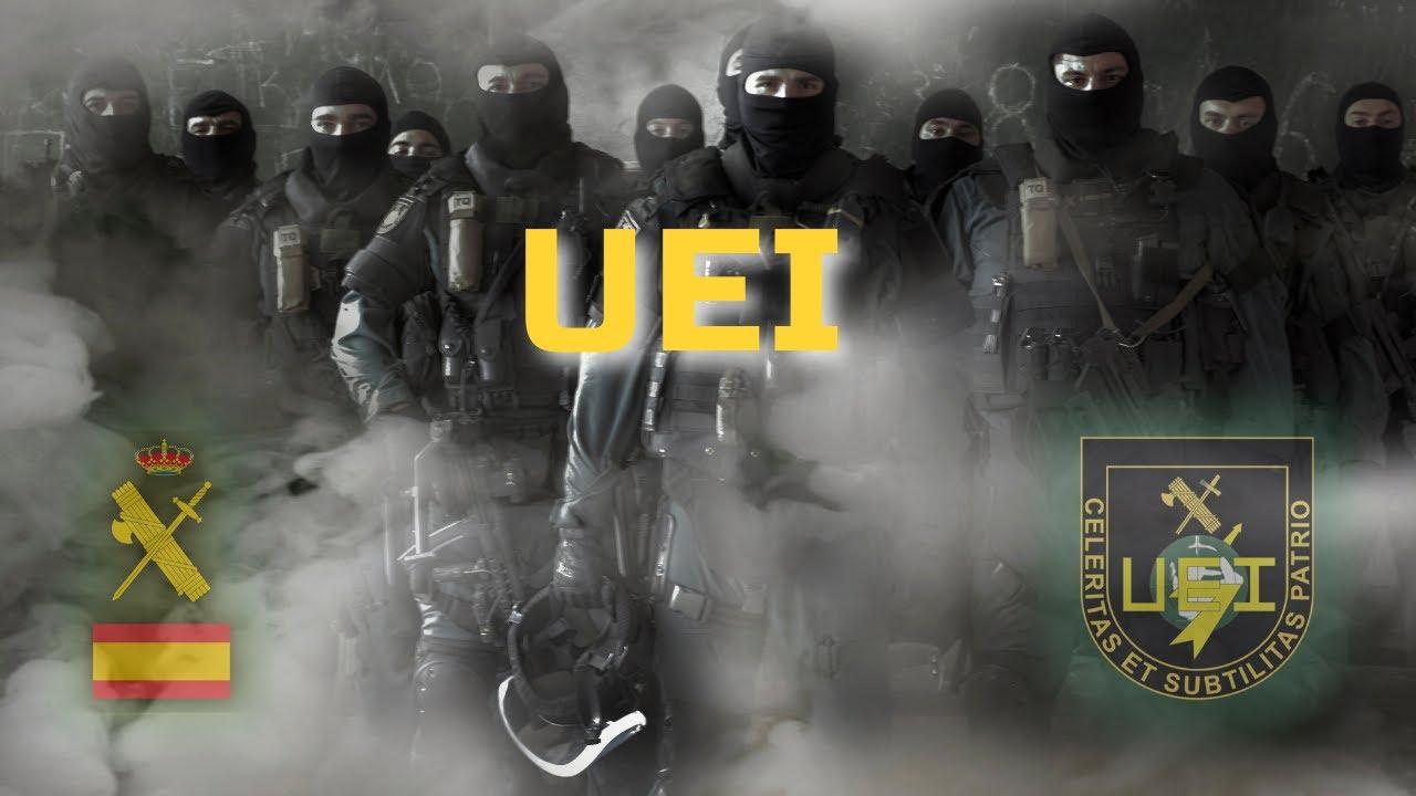 La UEI, Unidad Especial de Intervención de la Guardia Civil: la película