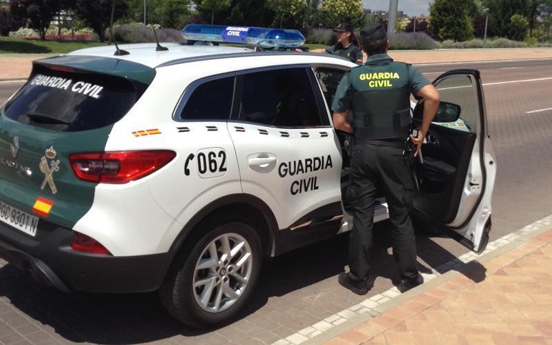 El General de Brigada Tovar Jover nuevo jefe de la Zona de la Guardia Civil de Cataluña