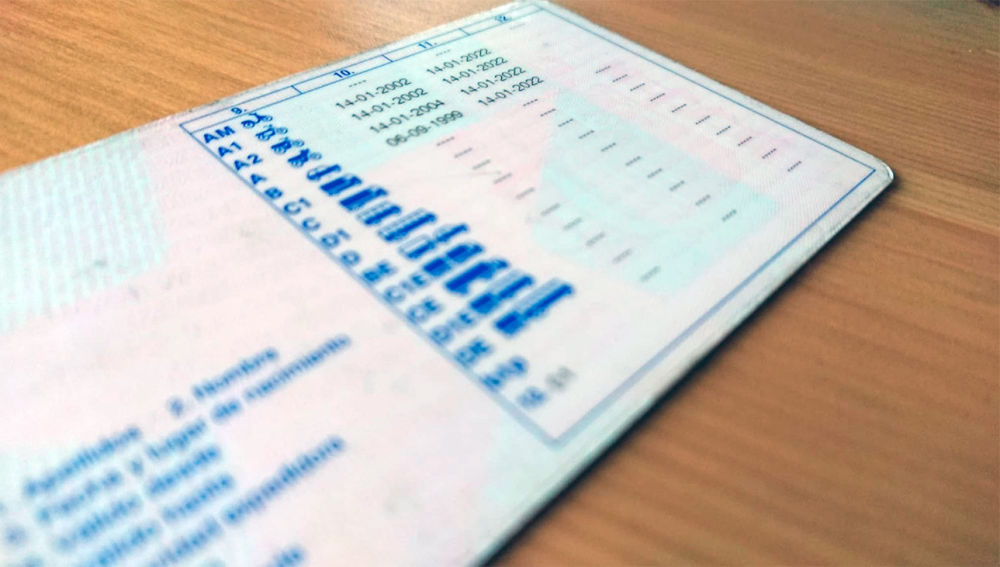 Detectados más de 800 permisos de conducir venezolanos falsos para ser canjeados por el español