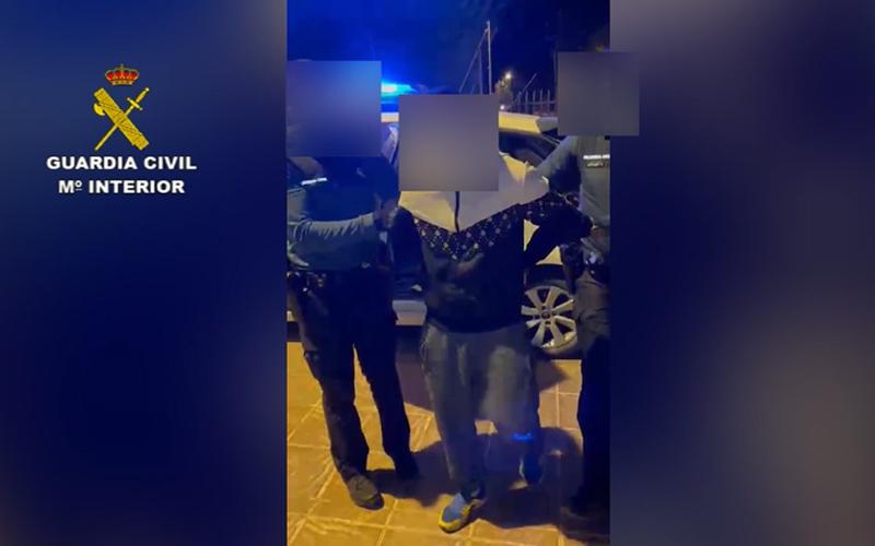 Detenido «Copito», un prófugo que eludió la custodia policial y huyó por los tejados en Nochebuena