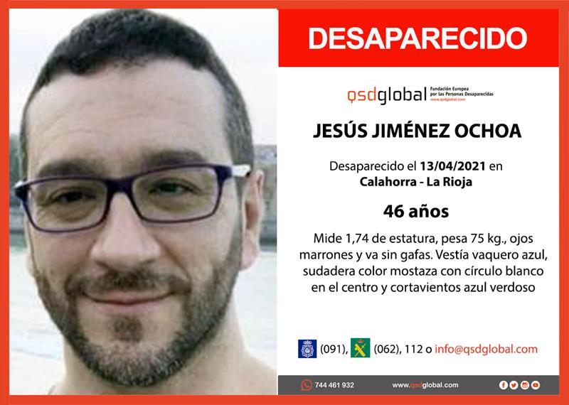La Guardia Civil y decenas de voluntarios buscan a una persona desaparecida en Calahorra (La Rioja)